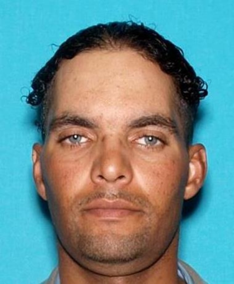 Benjamin Ashley identified as suspect in California manhunt