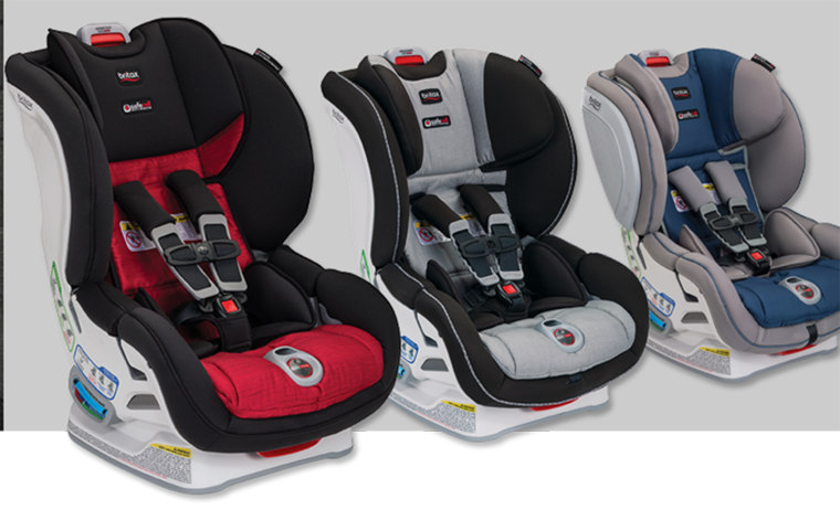 Recalled Britax Car Seats