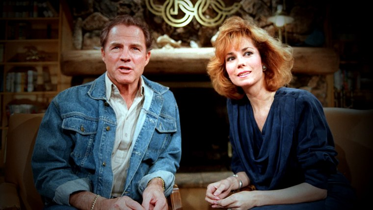 Frank Gifford: Remembering a football legend, TODAY family member