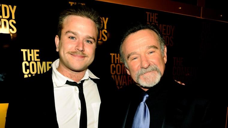 Zachary Williams 2012 Robin Williams' son ...