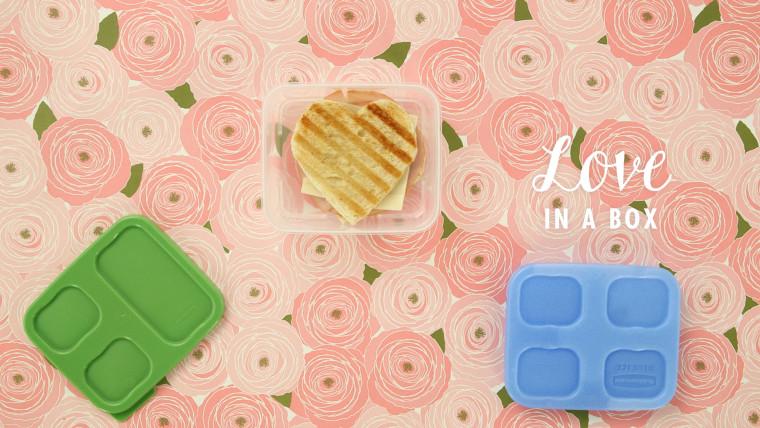 Love in a Box Sandwiches