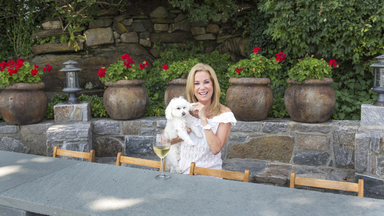 At Home With TODAY: Kathie Lee Gifford gives a tour of her Greenwich, CT home.