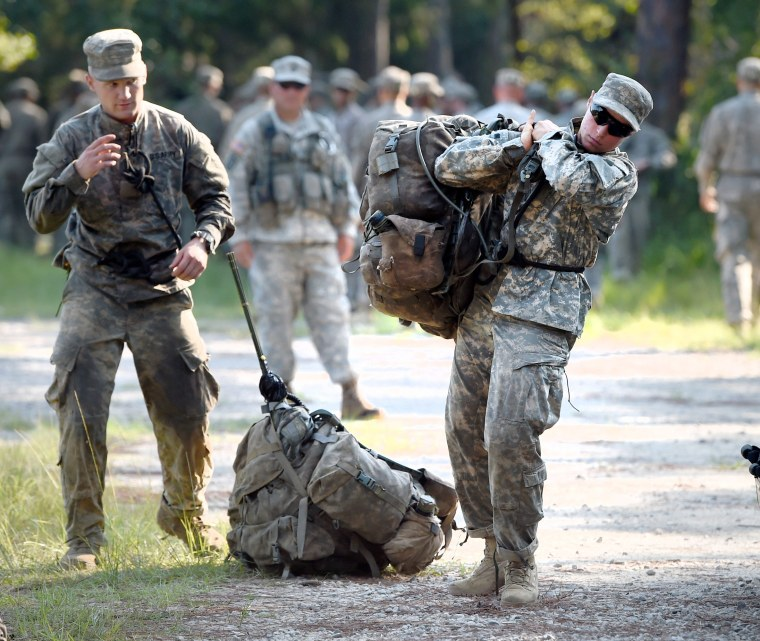Two Women Make History by Passing Army's Elite Ranger School