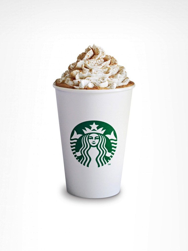 Starbucks' Pumpkin Spice Latte