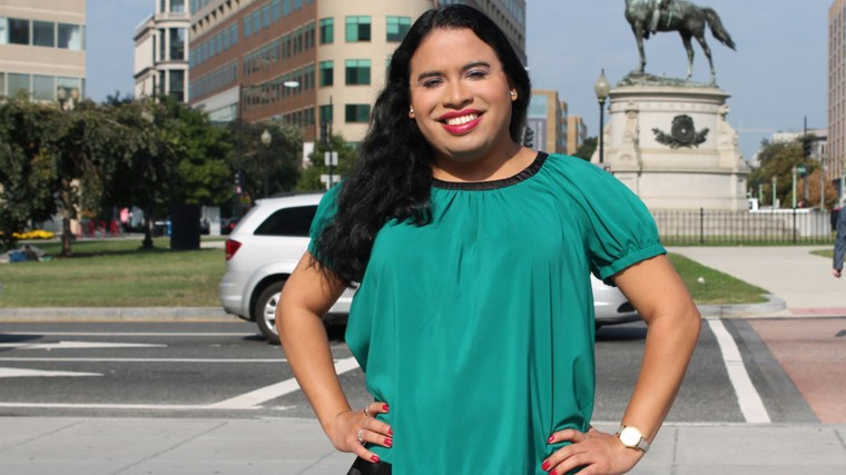 Raffi Freedman-Gurspan, the White House's first openly transgender staff member
