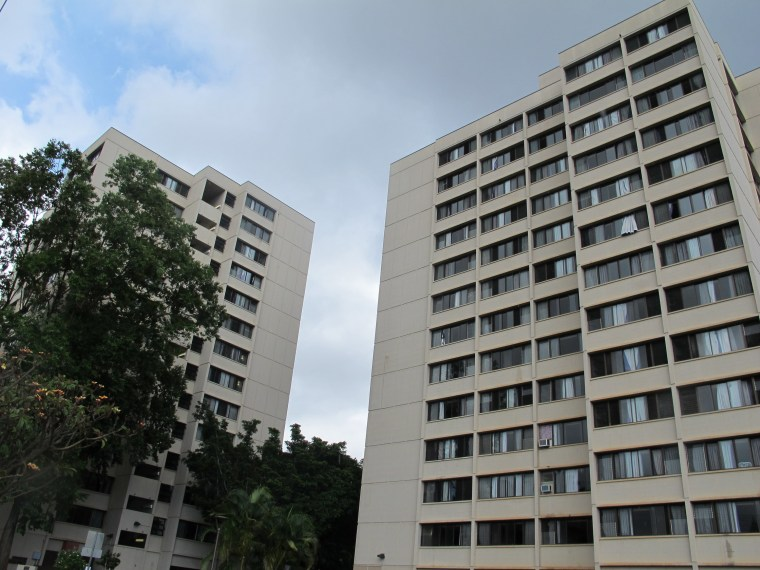 Hawaii Dorm Tragedy: Man Falls From Ledge Trying to Help Distraught 19-Year-Old