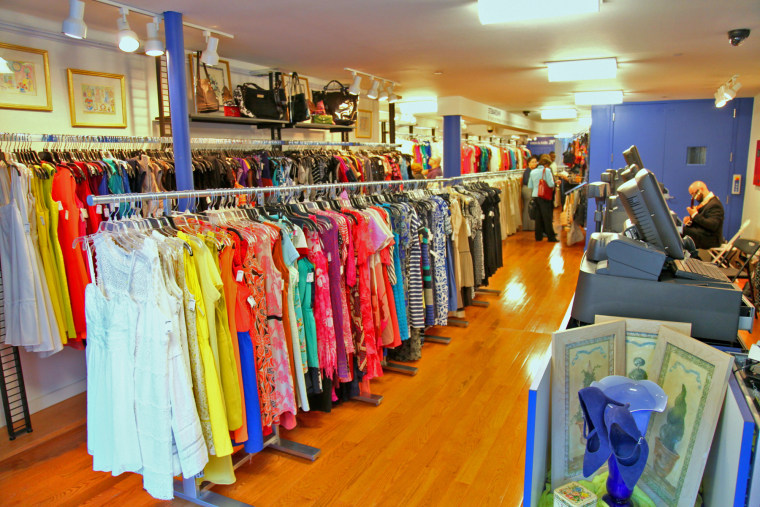 Goodwill has opened around 60 high-end boutiques, responding to demand for thrift shop goods sold in an upscale atmosphere.