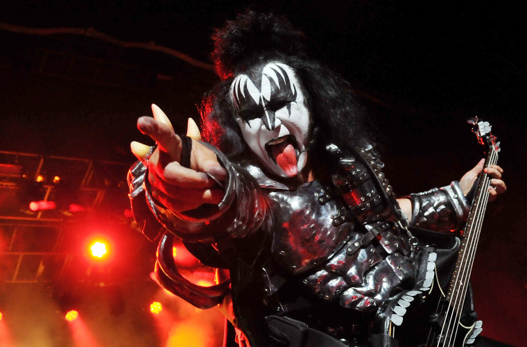 Image: FILE: KISS Awarded Arena Football Expansion Team