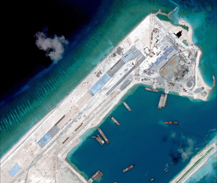 Image: Spratly Islands