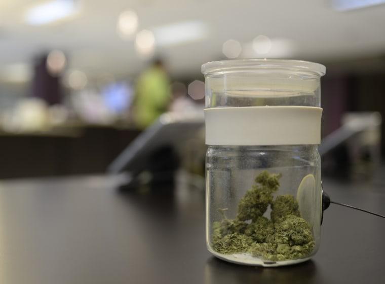Colorado pot sales soar