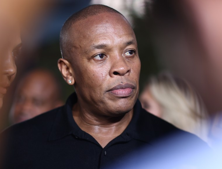 Apple Responds After Dr. Dre's Apology to Women He's 'Hurt'