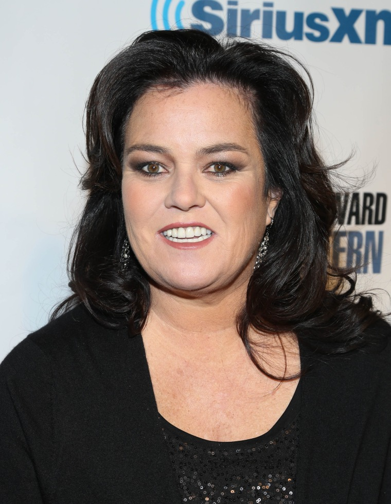 Rosie Odonnell Says Her 17 Year Old Daughter Chelsea Is Missing