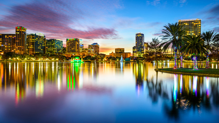 """Orlando tops the list of great """"staycation"""" spots"""