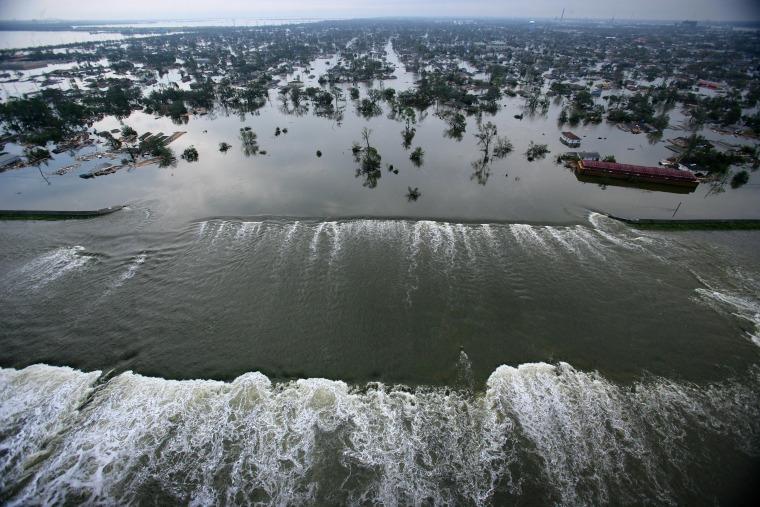 Image: Hurricane Katrina