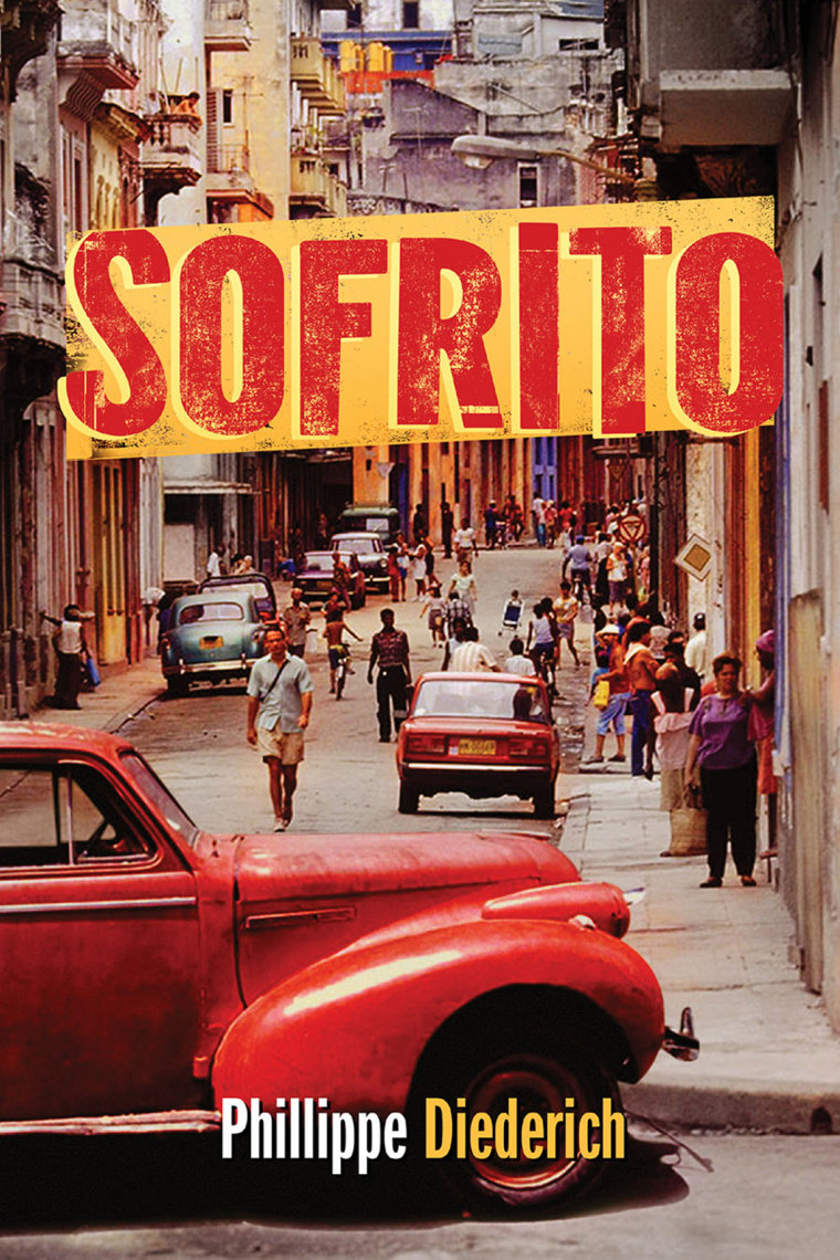 Image: Book jacket for Sofrito