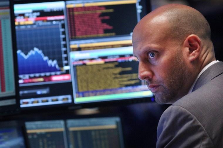 Image: Global Markets Continue Last Week's Steep Decline