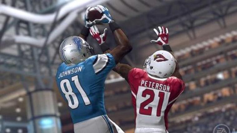 Screenshot of Madden NFL 16