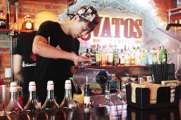 Image: Vatos Urban Tacos