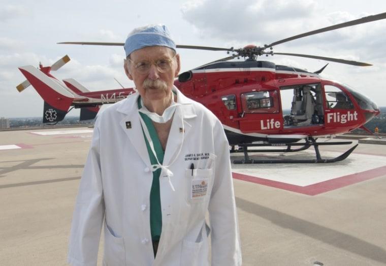Image: Dr. Red Duke