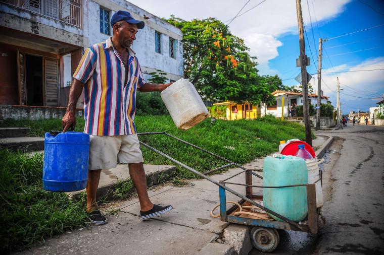 Image: CUBA-DROUGHT