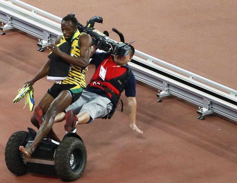 Image: Beijing 2015 IAAF World Championships