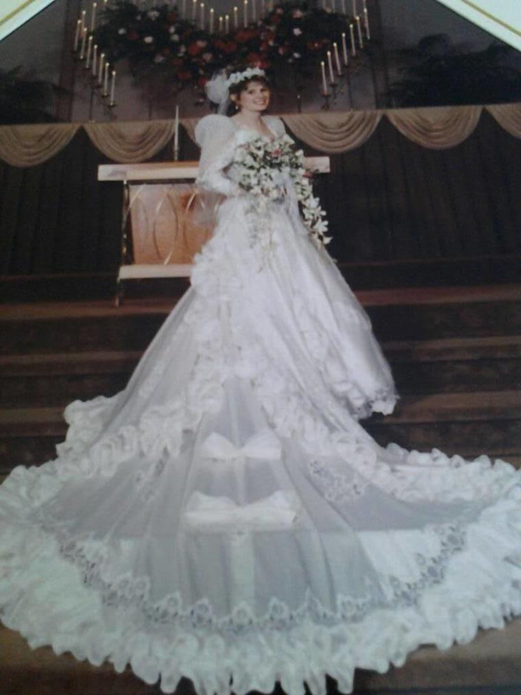 Facebook Wedding Dresses