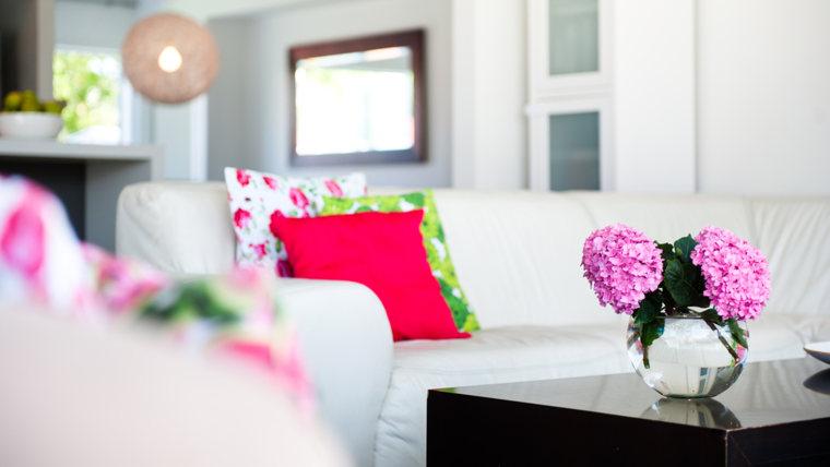 Photo of a modern interior design home.