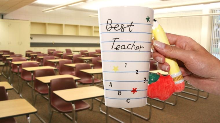best teacher mug;