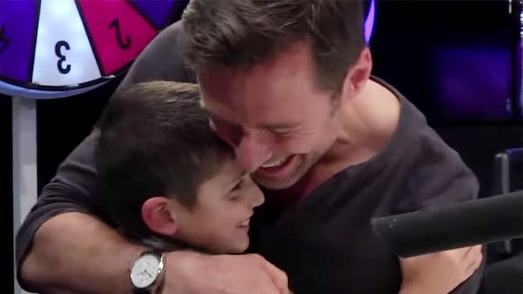Hugh Jackman's Wolverine Surprise for Young Aussie Fan