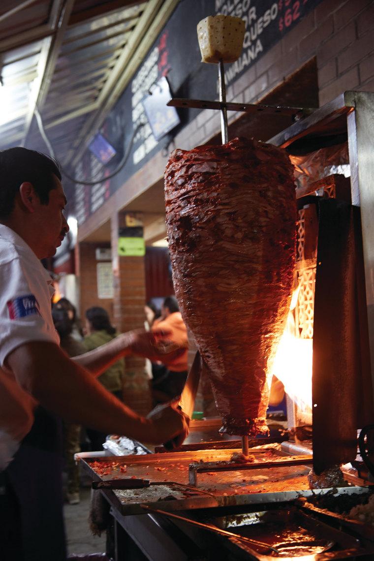 "From the book ""Eat Mexico: Recipes from Mexico City's Streets, Markets & Fondas"""