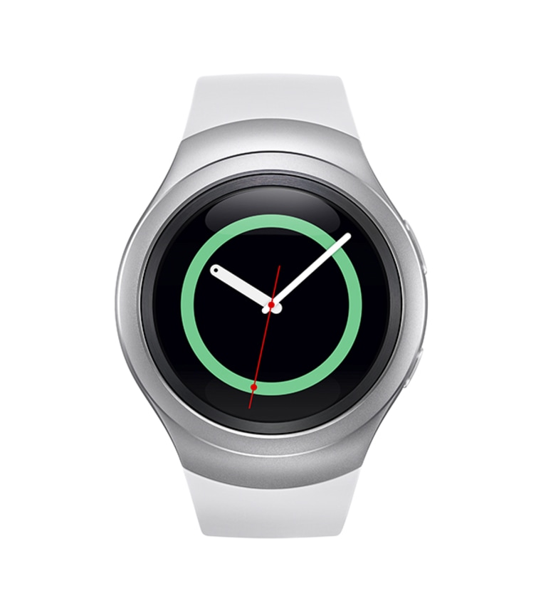 Samsung's Gear S2 Smartwatch Features Round Face and ...
