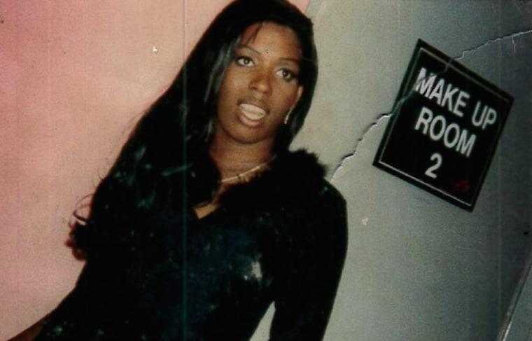An undated photo of Ashley Diamond.