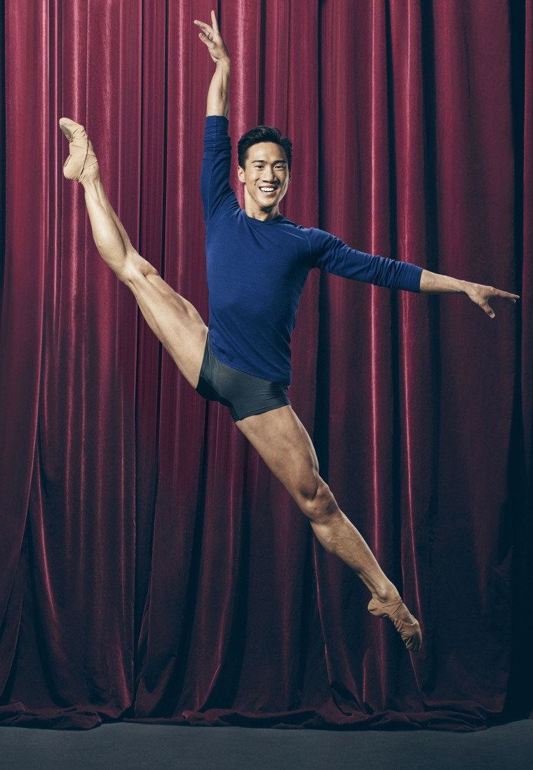 Jim Nowakowski's obsession with dance began at the age of three-and-a-half, but it was his love for Broadway and musicals that made him realize that dancing was his calling.