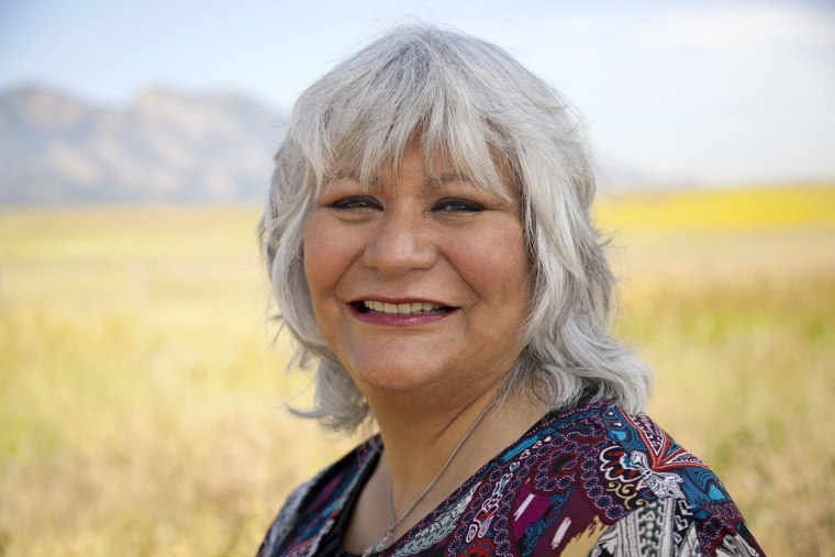 Nicole Garcia, 55 of Boulder, Colorado, a nationally certified counselor and candidate for ordination at the Evangelical Lutheran Church in America, has shared the difficulties of coming out as transgender.