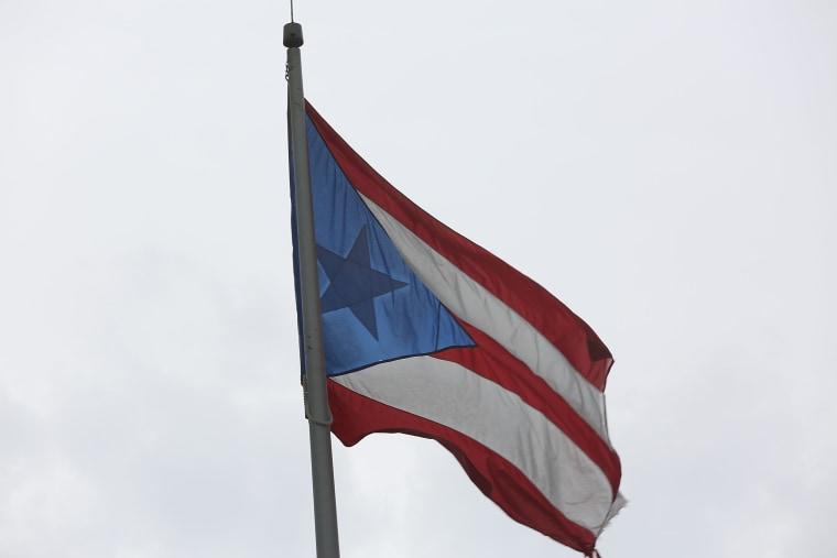 Image: Puerto Rico Teeters On Edge Of Massive Default