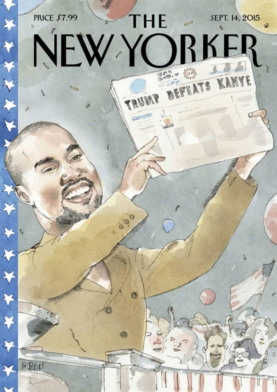 Cover Story: Kanye's 2020 Vision