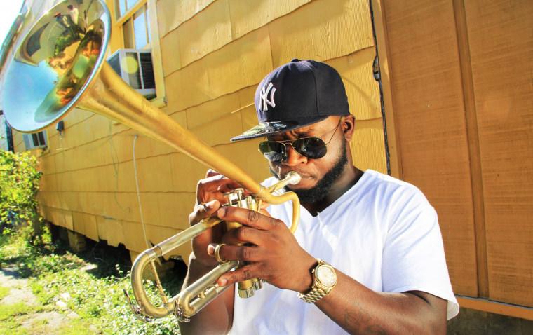 Travis 'Trumpet Black' Hill