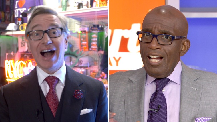 Al Roker learns he will visit the set of Ghostbusters
