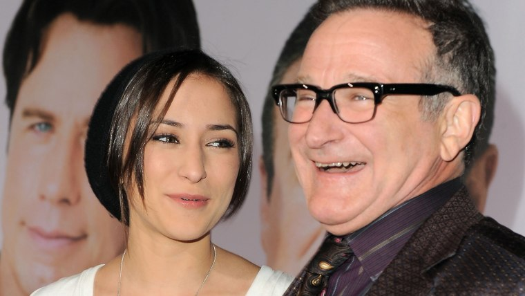 Zelda Williams, Robin Williams