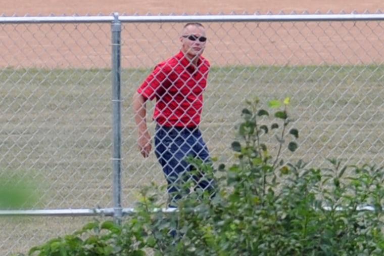 Dr. Walter Palmer is seen near his home in Eden Prairie, Minnesota, Sunday Aug. 16, 2015.