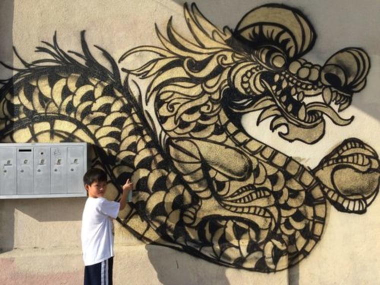 Part beautification project, part community organizing, part youth service project, Dragon School brings together young people, business owners, and community members to reclaim Oakland's Chinatown and to build community pride.