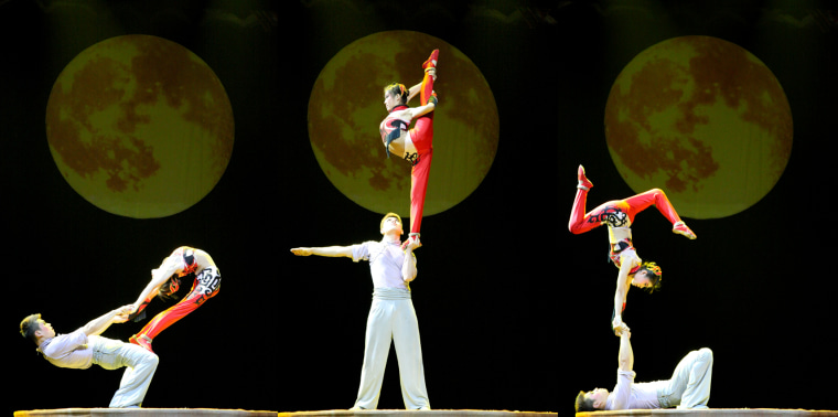 Lizhi Zhao believed Branson was the perfect place to introduce the acrobats because the tourist destination focused so heavily on entertainment shows.