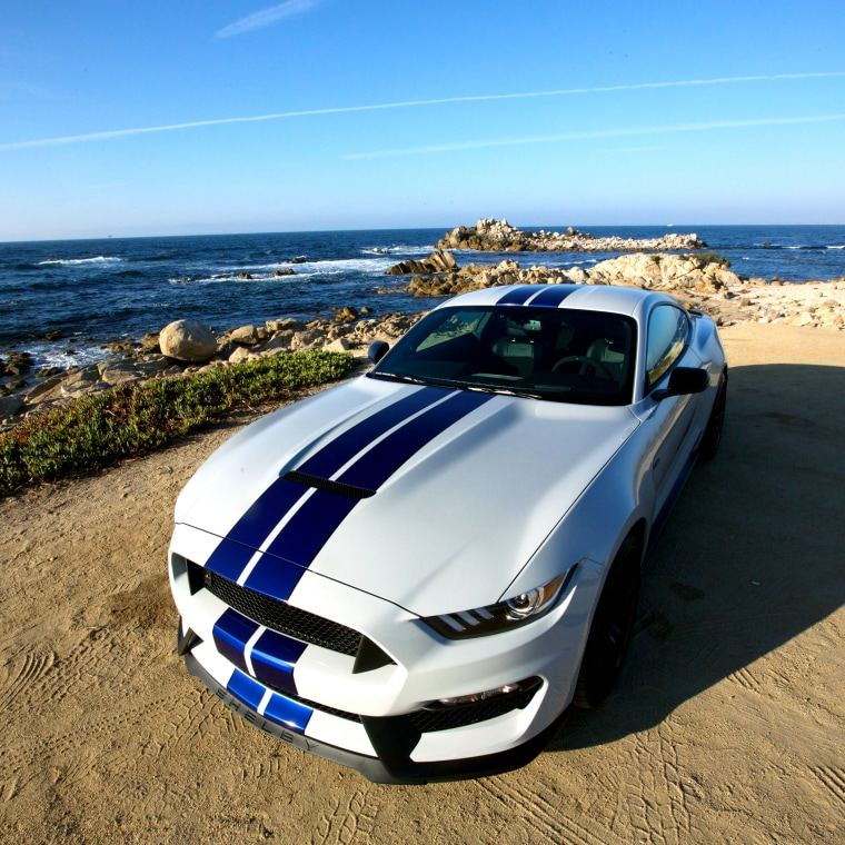 Image: 2016 Shelby GT350 Mustang