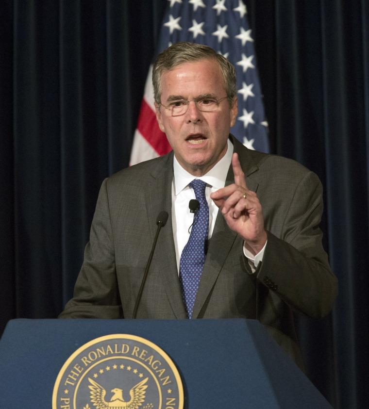 Image: US-ELECTIONS-BUSH-VOTE-REPUBLICANS-FILES