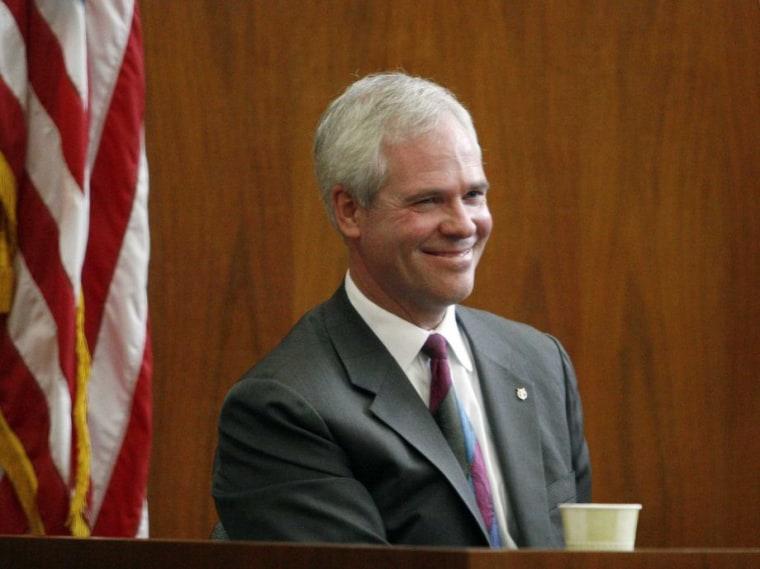 IMAGE: Marion County, Oregon, Circuit Judge Vance Day