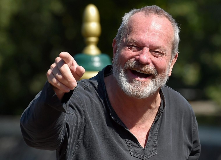 Monty Python Star Terry Gilliam Says Hes Not Dead