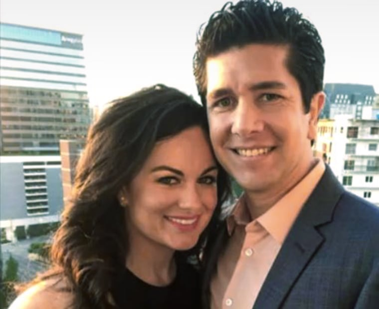 Dallas dentist Kendra Hatcher and her boyfriend Ricardo Paniagua