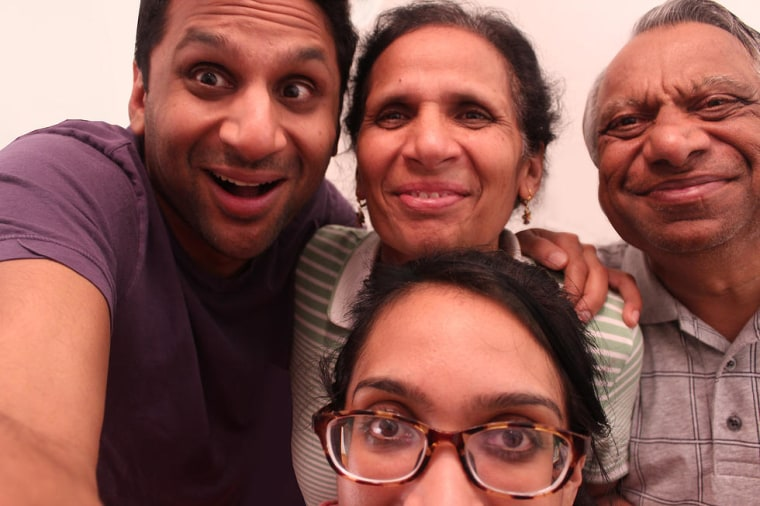 """Meet the Patels"" follows 30-year-old actor Ravi Patel on a nationwide quest to find a wife through dates arranged by his parents, family members, Indian wedding conventions, and marriage websites."