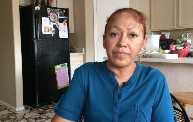 Elva Patricia Bernal, an undocumented mother of six from Arizona, will join a group of more than 100 women who will set out on a 100-mile pilgrimage from a detention center in Pennsylvania to Washington, D.C., in hopes of greeting Pope Francis when he arrives for his visit to the United States later this month.