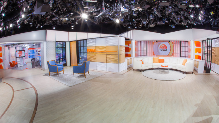 New and improved Studio 1a after 2015 renovation.